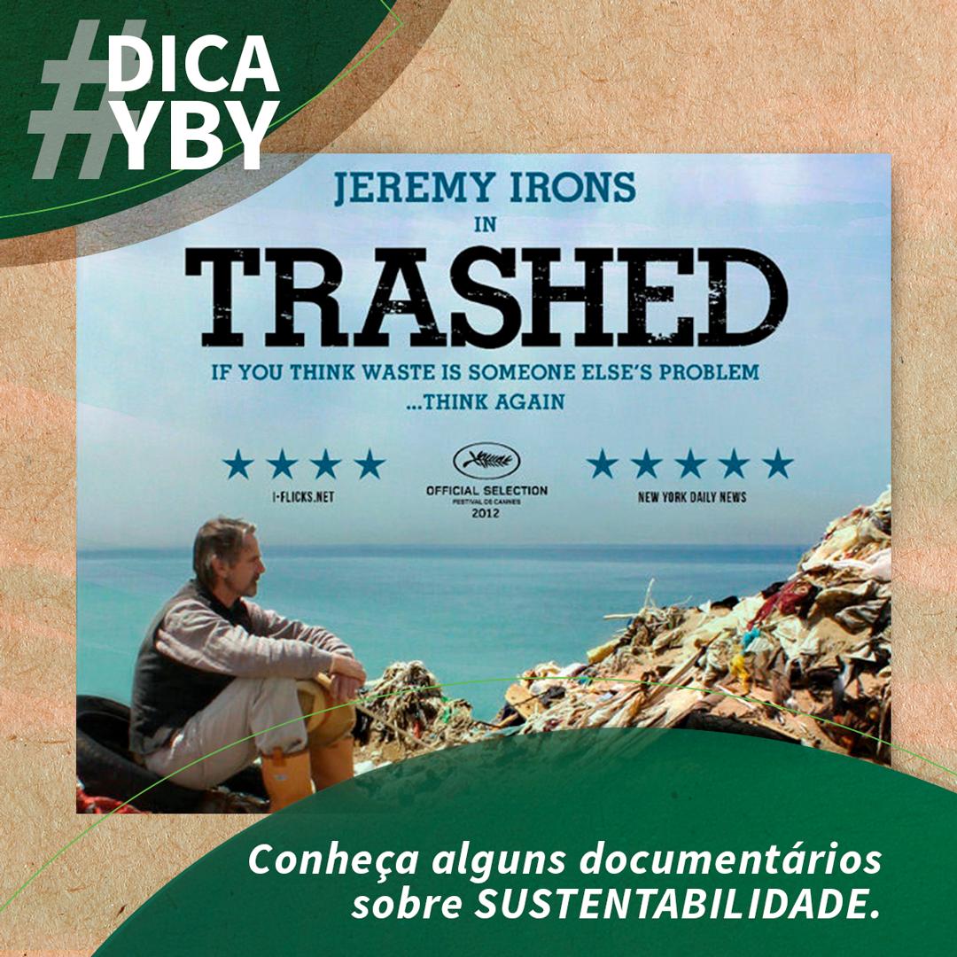 Imagem #DicaYby: Documentários sobre Sustentabilidade